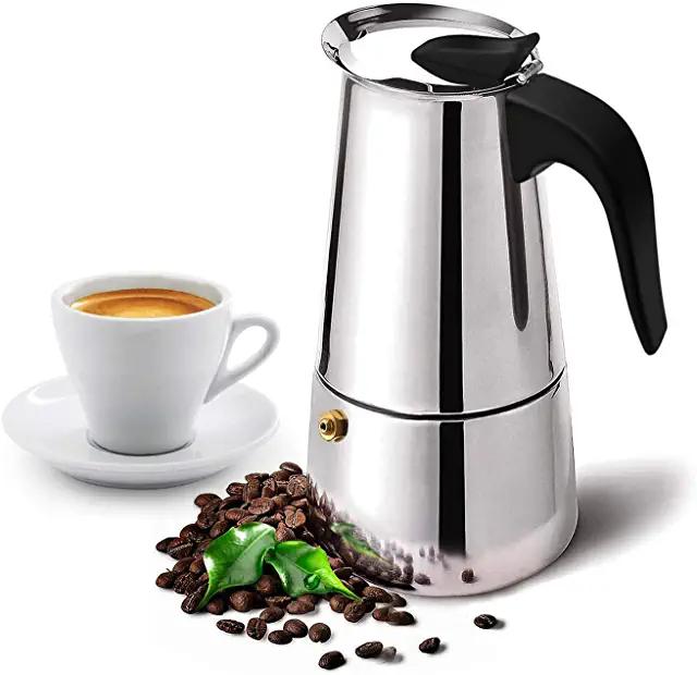 Amazon Com Expresso Coffee Pot In 2020 Cuban Coffee Maker Espresso Coffee Machine Percolator Coffee Pot