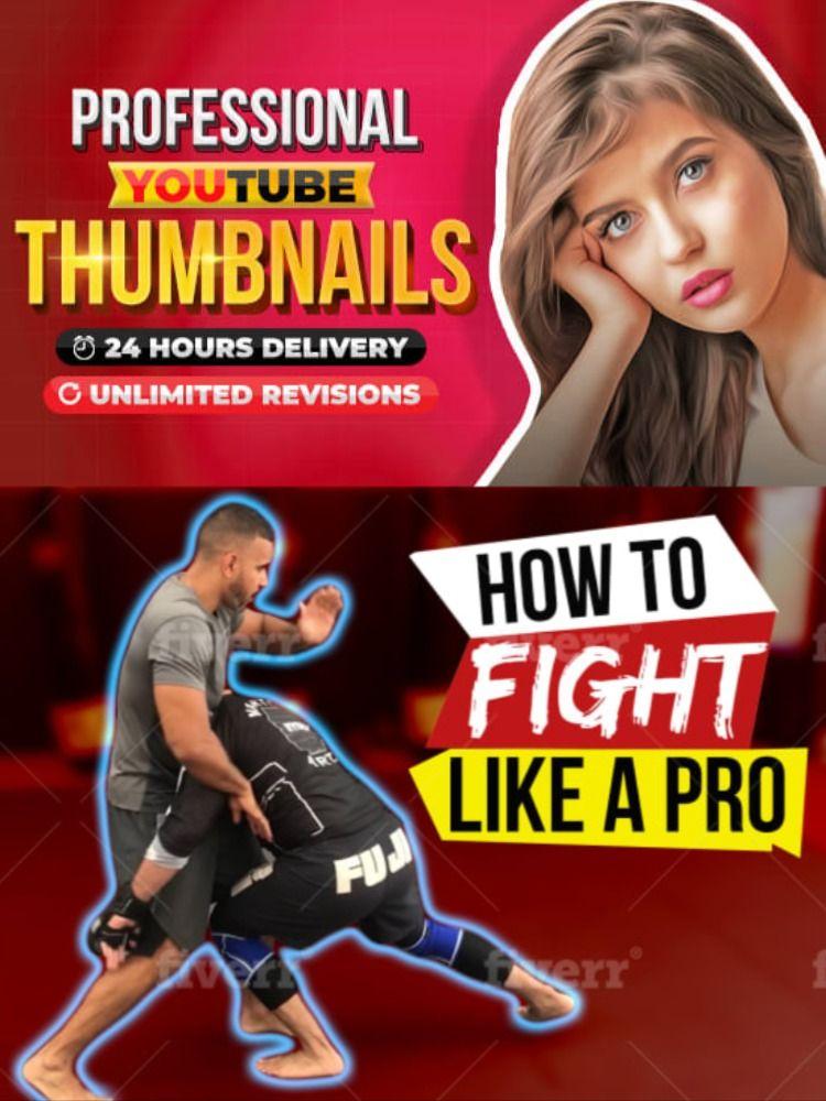 Best Youtube Clickbait Thumbnails I Will Design You Professional Youtube Thumbnails Youtube Thumbnail Clickbait Thumbnail Custom Thumbnail Youtube