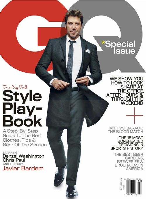 GQ potential fall outfit?  I think so.