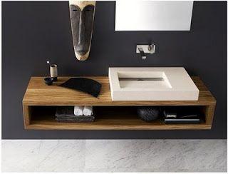 Muebles de Baño Modernos | Disenos De Casas