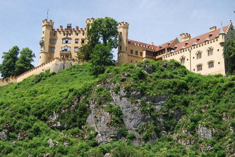Hohenschwanghau Castle, Bavaria, Germany