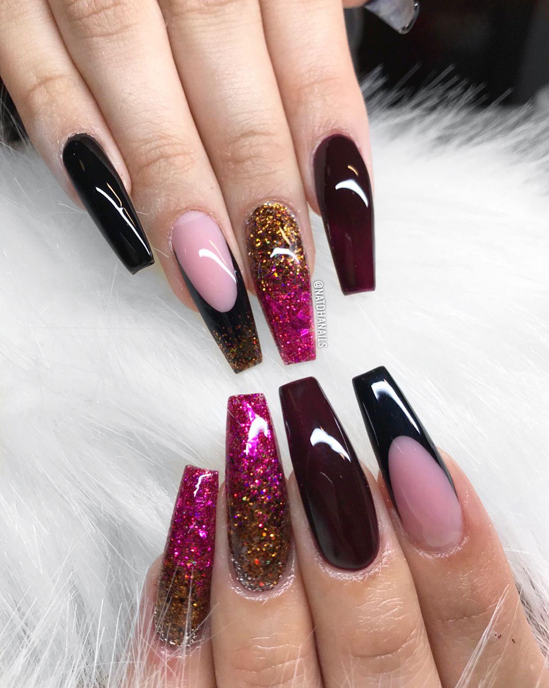 Pin by Kelanie Redmond on Make-Up & Nails | Make-Up & Nails ...