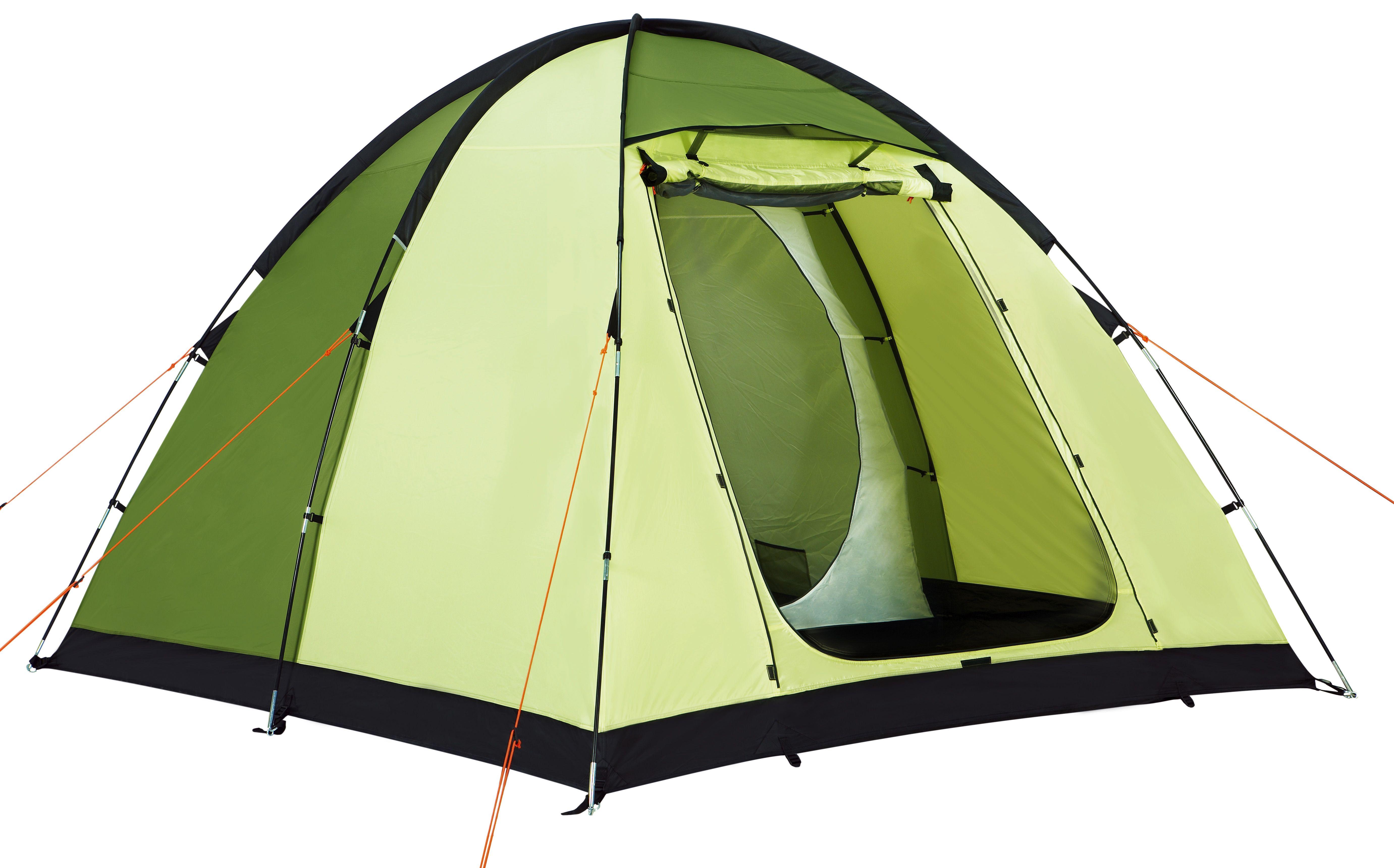 Tente De Camping Geodia 2 Places Tente Dome 2 Places Une Tente 3 Arceaux Avec 1 Chambre De 3 2m Et 1 Sejour De 3 6m Le T Camping Tente Dome Camping Tente