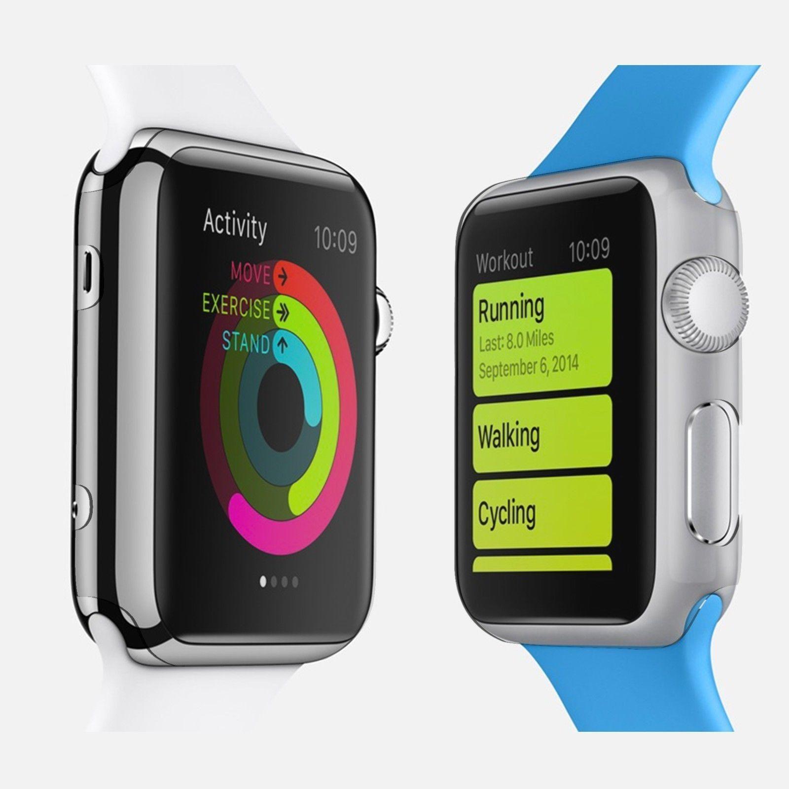 Apple Watch Sport Edition 42mm Clear Slim Thin Hard Case