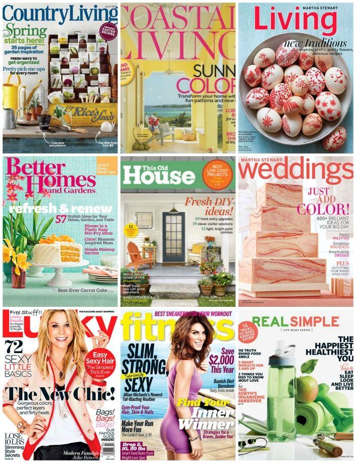 Magazine Subscriptions | Family christmas gifts, Christmas ...