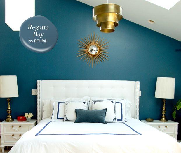 Beautiful Bold Bedroom Colors