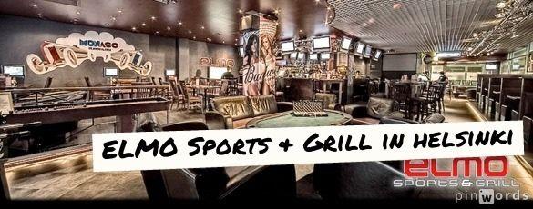 ELMO Sports & Grill -Kampin ylämummotunneli