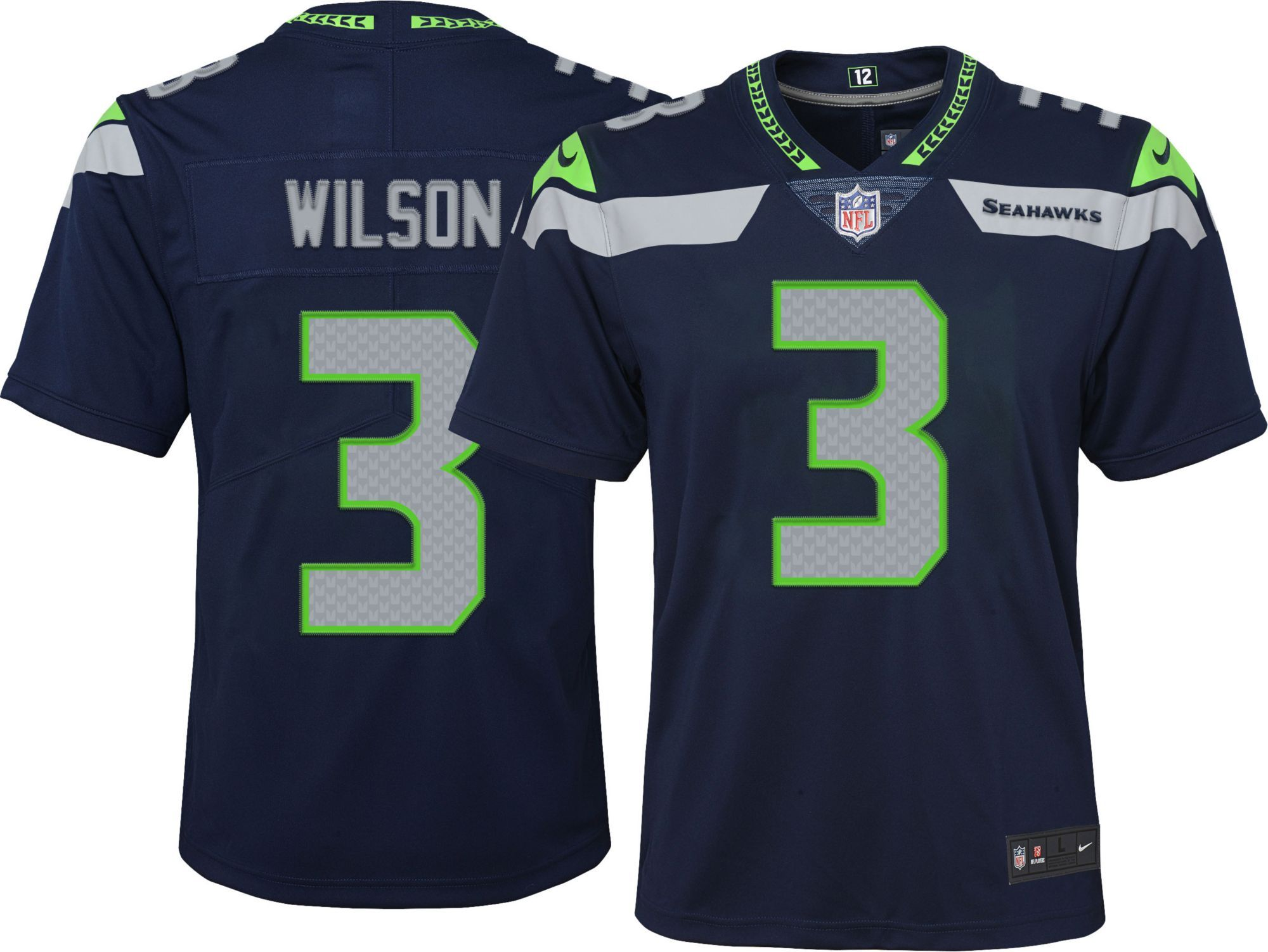 Limited Jersey Seattle Russell Wilson