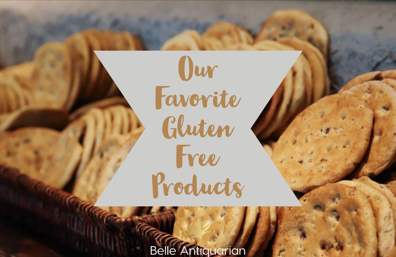 Our favorite gluten free products gluten free brownie