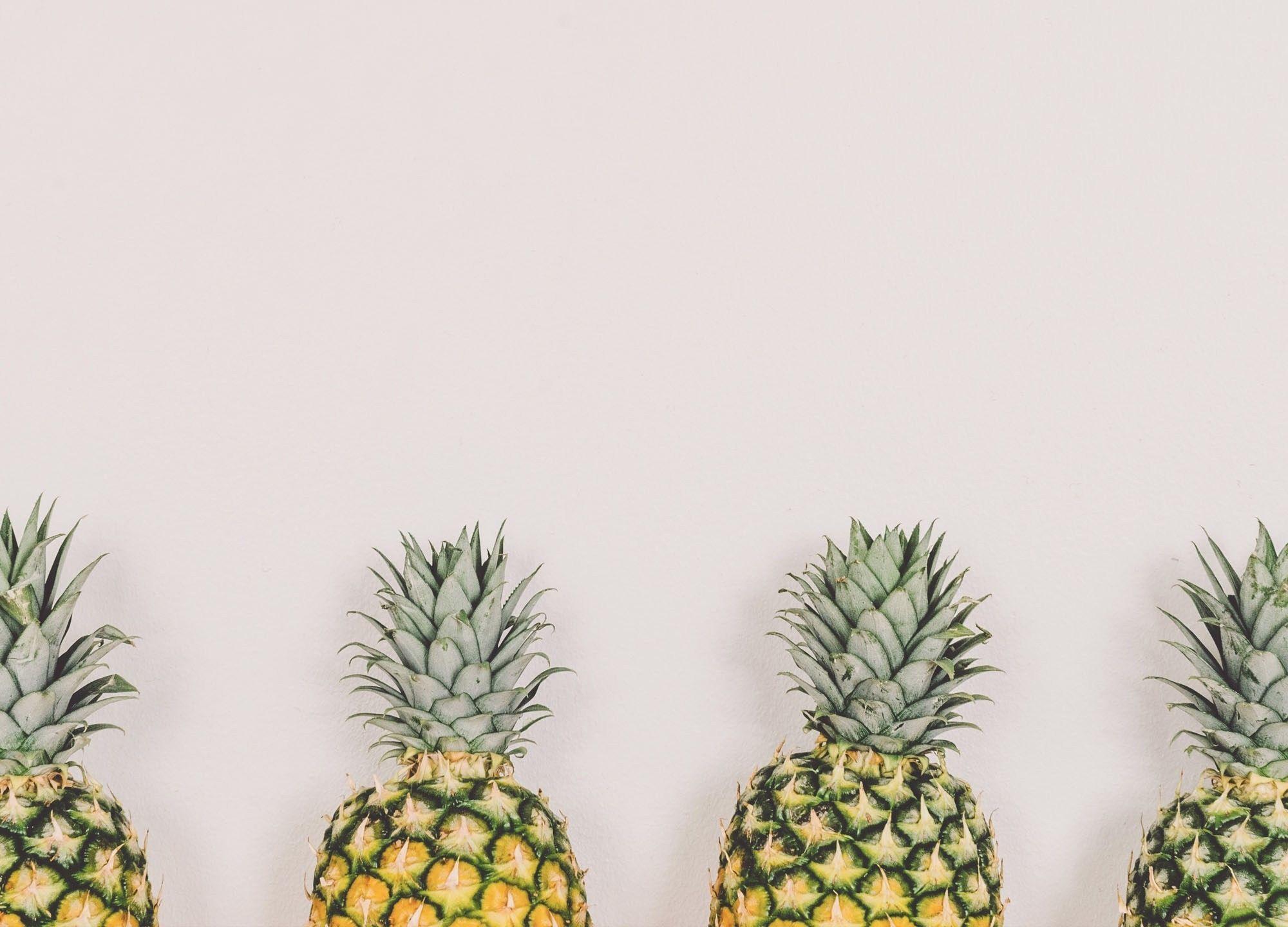 Pineapple Desktop Wallpapers Top Free Pineapple Desktop Backgrounds Wallpaperaccess In 2020 Pregnant Diet Trim Healthy Mama Pineapple Wallpaper