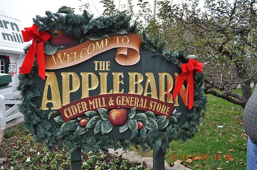 Welcome to the Apple Barn Cider Mill & General store ...