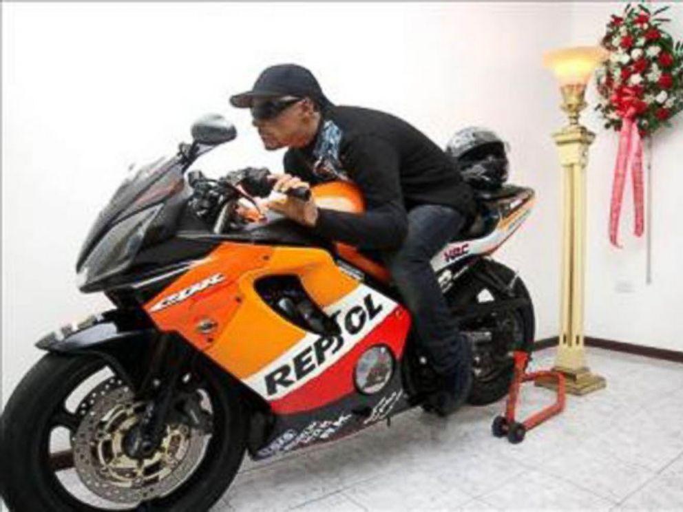 Soul Leaving Body Motorcycle