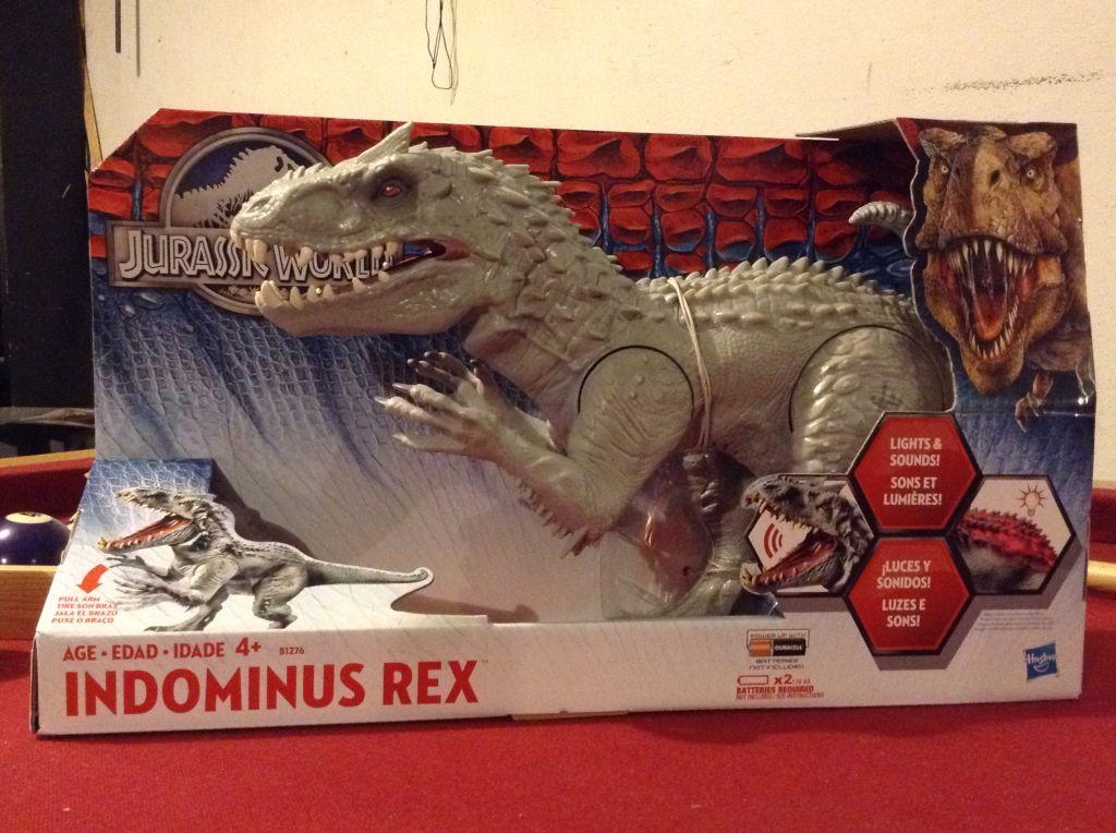Jurassic World Indominus Rex Jurassic World Indominus Rex