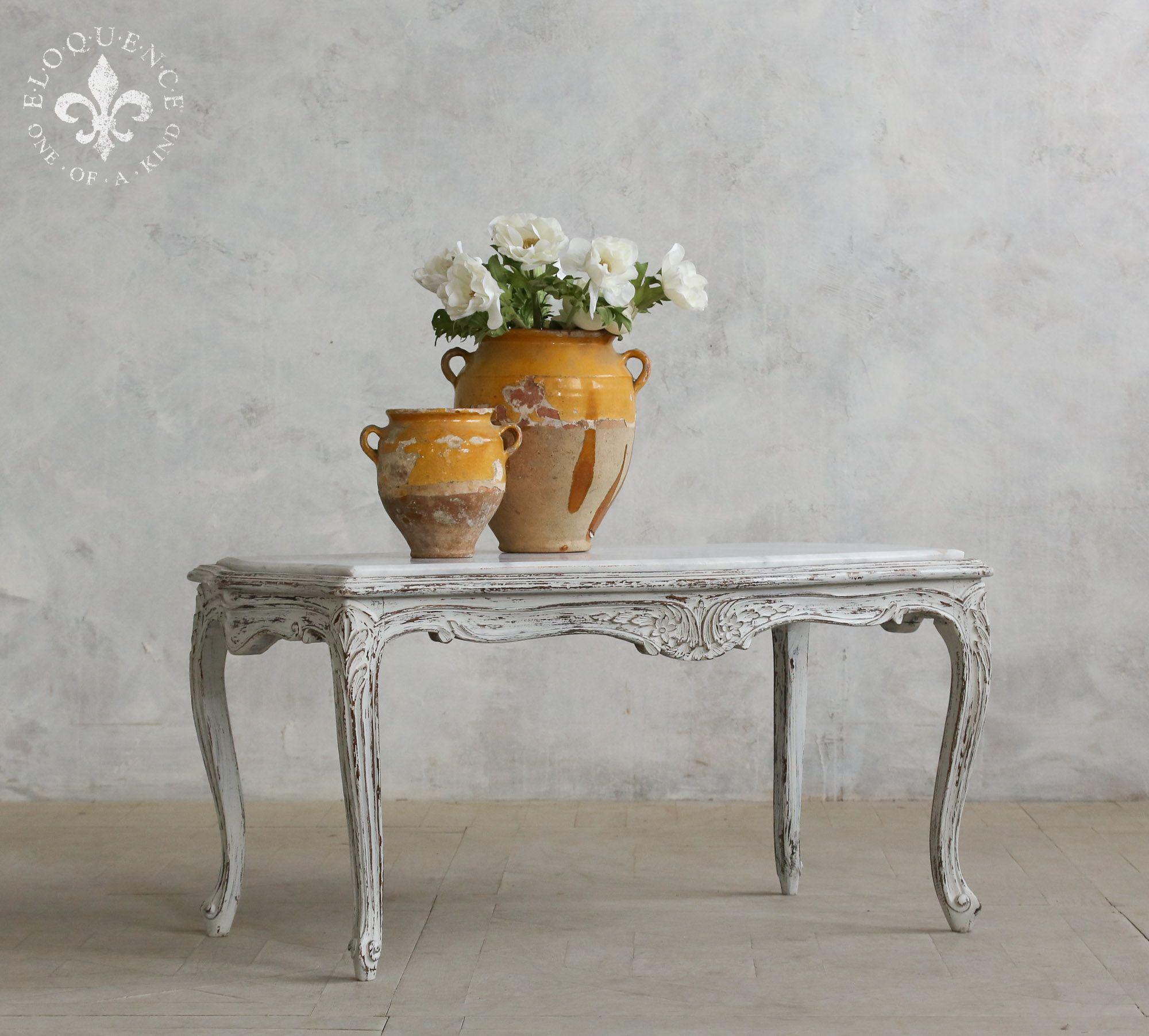 Vintage Coffee Table Darling Vintage Coffee Table In Louis Xv