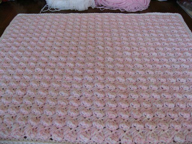 Quick Easy Crochet Baby Blanket Pinterest Crochet Baby