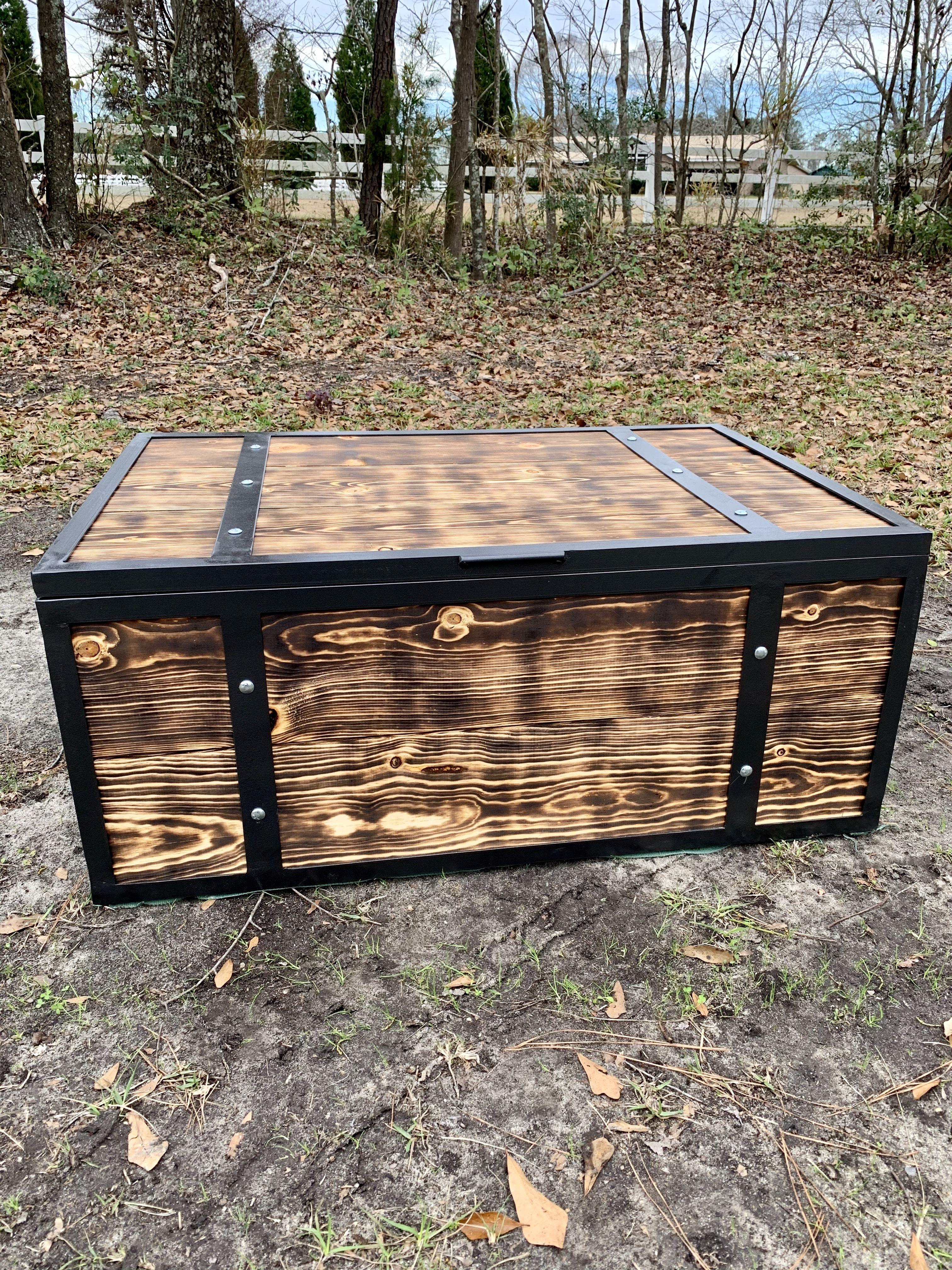 Storage Trunk Etsy Storage Trunk Vintage Storage Men Home Decor [ 4032 x 3024 Pixel ]