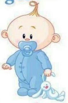 Bebe Varon Niño Dibujo Buscar Con Google Pintura De Bebé Baby Boy Libro De Recuerdos Del Niño Bebé