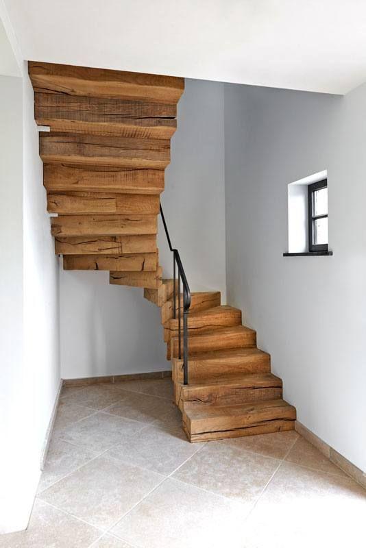 Een andere kijk op de trap