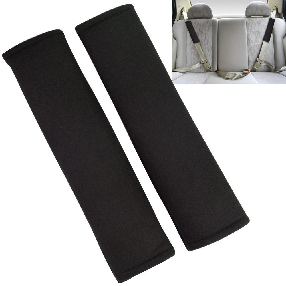 Car Seat Belt Covers for Adults Pads Strap Shoulder 1Pair Car Safety ...