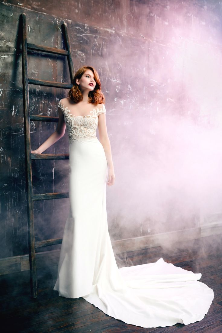 Perfect wedding dress catalogue hunting for the latest wedding