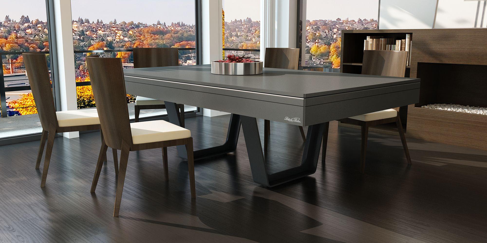 Billard table aero design billard table pinterest table table design et table de billard - Billard americain table a manger ...