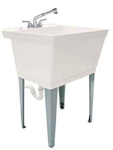 Ldr 040 6000 Complete 19 Gallon Laundry Utility Tub With Https