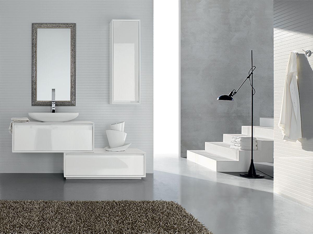 Bagno modigliani un 39 idea elegante e minimale che ha il suo for Suo e suo bagno