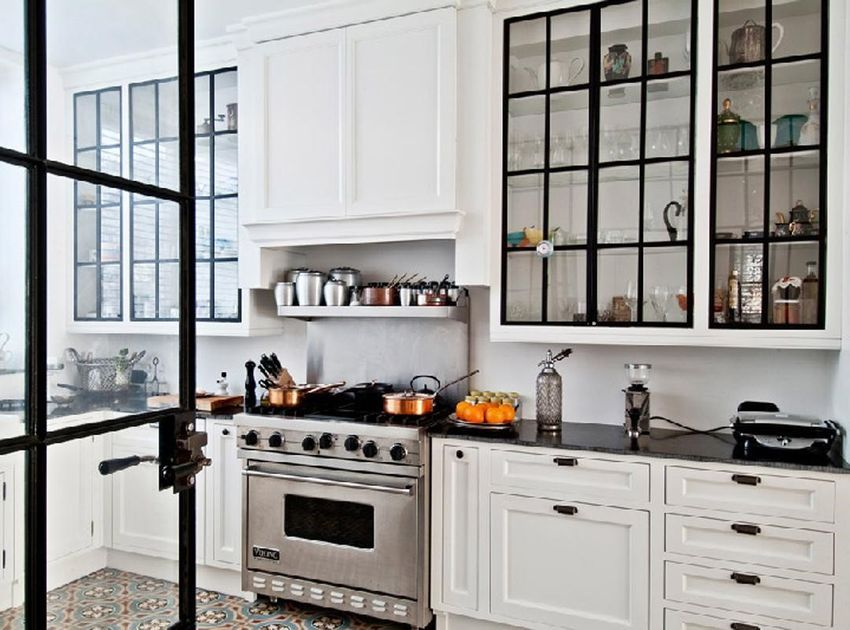 10 Cheap Easy Hacks To Decorate Kitchen Using Plexiglass Sheets Glass Kitchen Cabinet Doors Beautiful Kitchen Cabinets Kitchen Cabinets