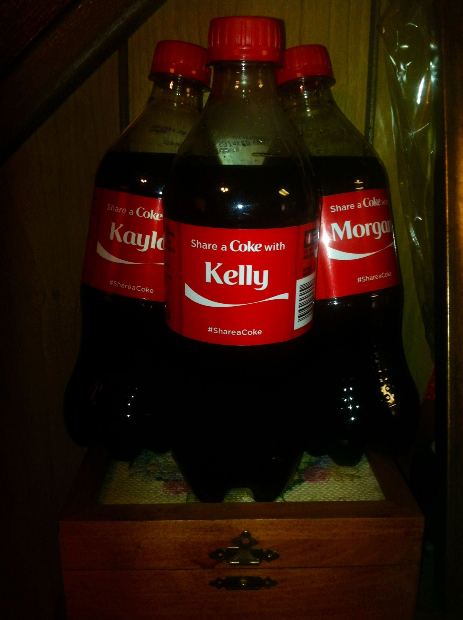 Share A Coca Cola With Me Kelly And My Girls