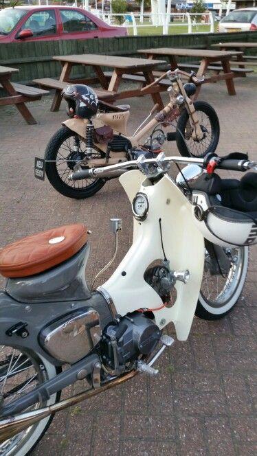 スーパー カブ 50cc リトルカブ Honda