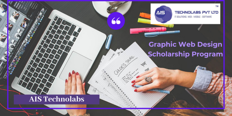 Graphic Web Design Scholarship Program 2020 Helptostudy Com 2021 In 2020 Graphic Design Education Web Design Scholarships