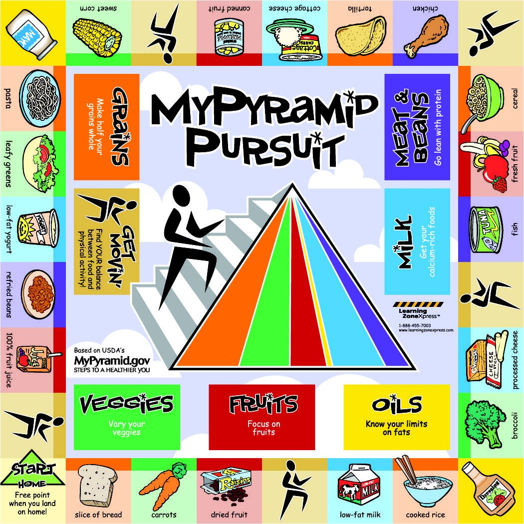 Learning Zonexpress Mypyramid Junior Pursuit Board Game Grade 2 8 Toys Health Games