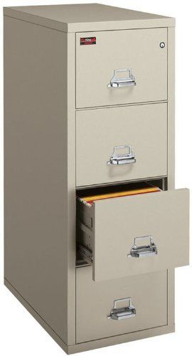 2 Hour 4 Drawer Letter Size Fireproof File Gga141 By Fireking 2815 00 2 Hour 4 Drawer Letter Size Filing Cabinet Drawer Filing Cabinet Fireproof Insulation