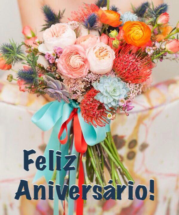 Felizaniversário Mensagens Aniversario Bodas Ramos De