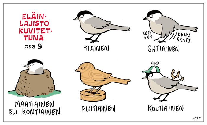 learn Finnish with the smile