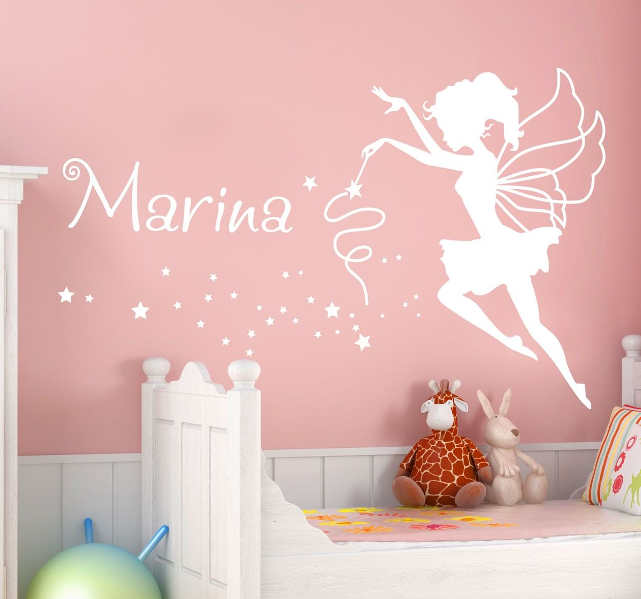 Best A Perfect Personalised Wall Decal That Will Add A Magical 640 x 480