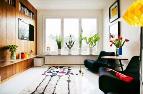 Marvelous Retro House Interior Design 1 500×331 Pixels