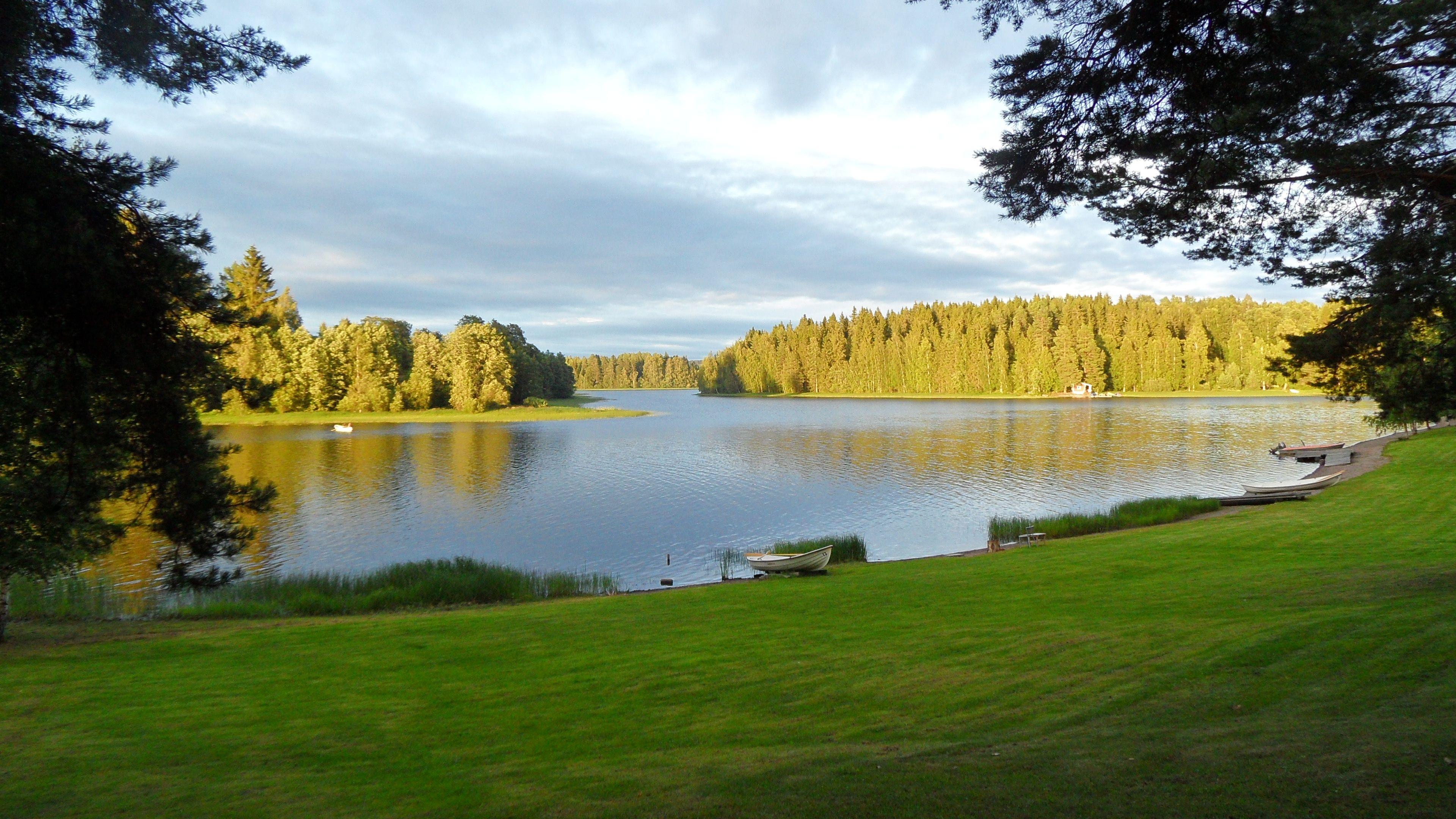 Ruovesi, Haapasaaren lomakylä, Suomi Finland. (via Päivi H. • https://www.pinterest.com/pin/332422016223833225/ )