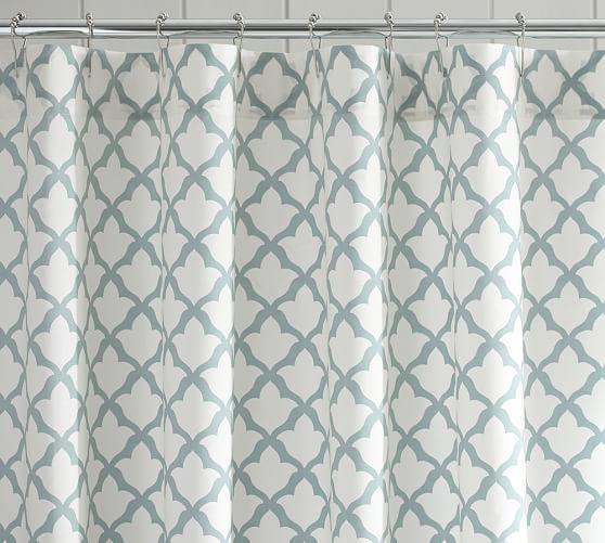 Marlo Organic Shower Curtain Organic Shower Fabric Shower
