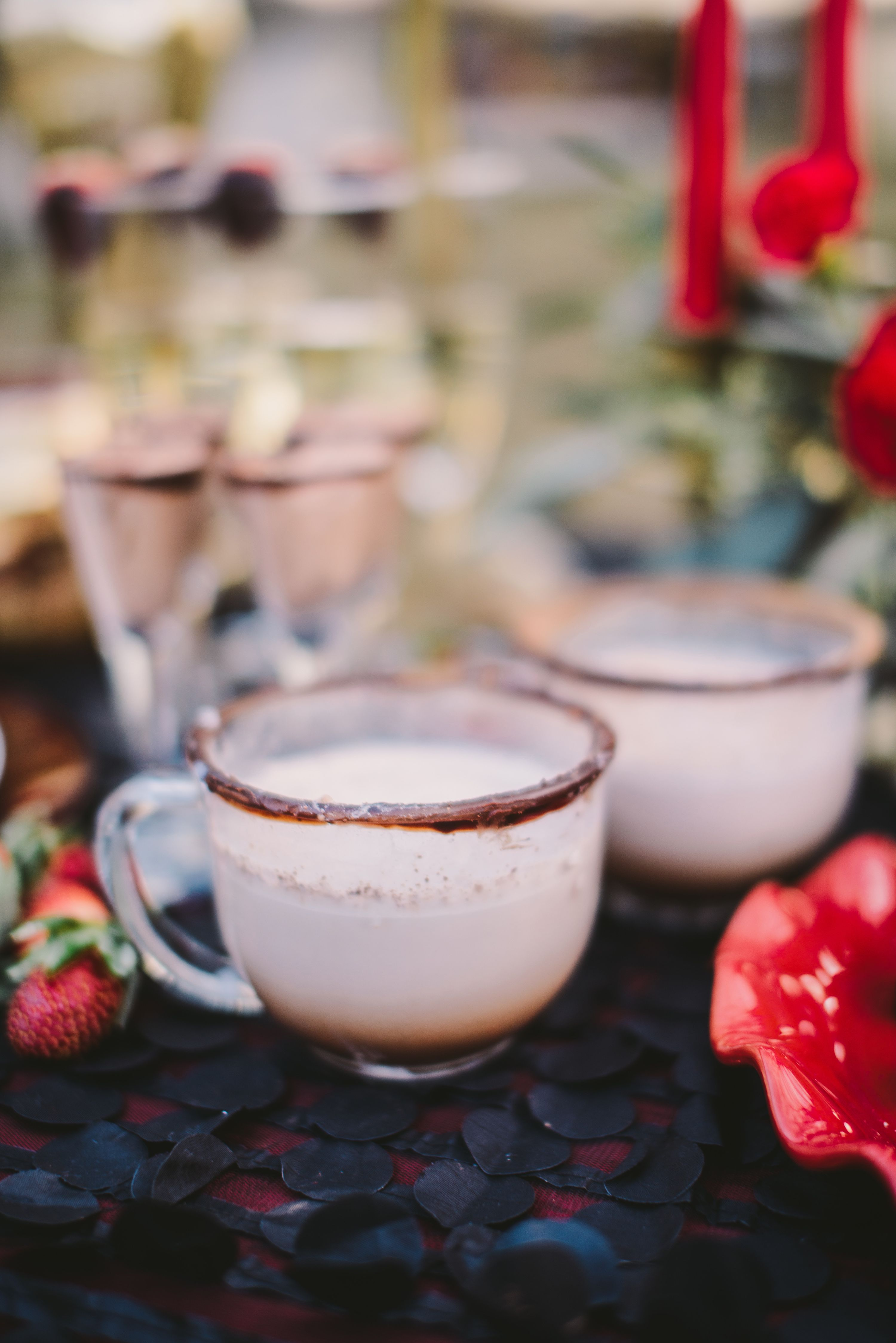 Spicy Hot Chocolate in 2020 Signature cocktail, Fall