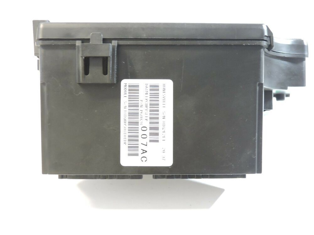 08 09 Jeep Patriot Totally Integrated Power Control Module