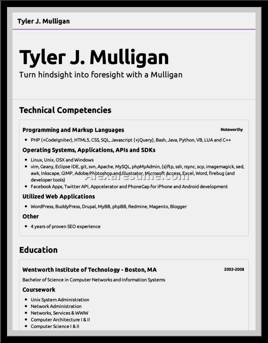 23++ Resume sample pdf free ideas in 2021