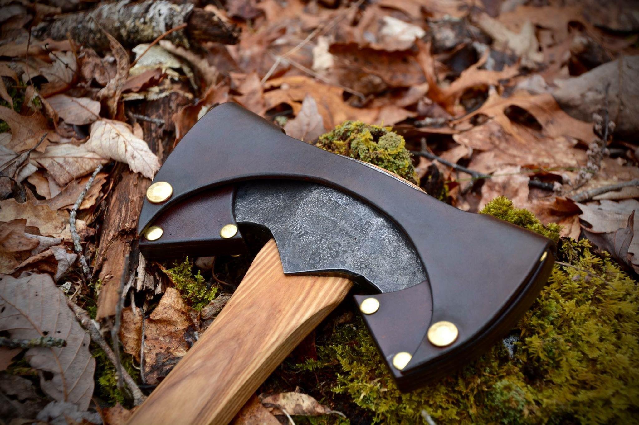 IMG_6068.JPG Blacksmithing, Axe sheath, Axe handle