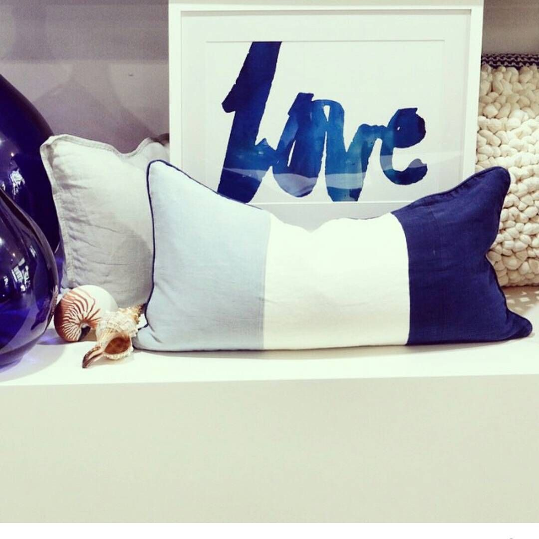 """Eadie says """" sending you happy Friday vibes today."""" Pic courtesy of our stockist @cocoandcreme  www.eadielifestyle.com.au #eadie_lifestyle #eadiecushions #linencushions #featherfilledcushions #linenbedspread #velvetthrows #romantic #beautifulhomewares #tgif"""