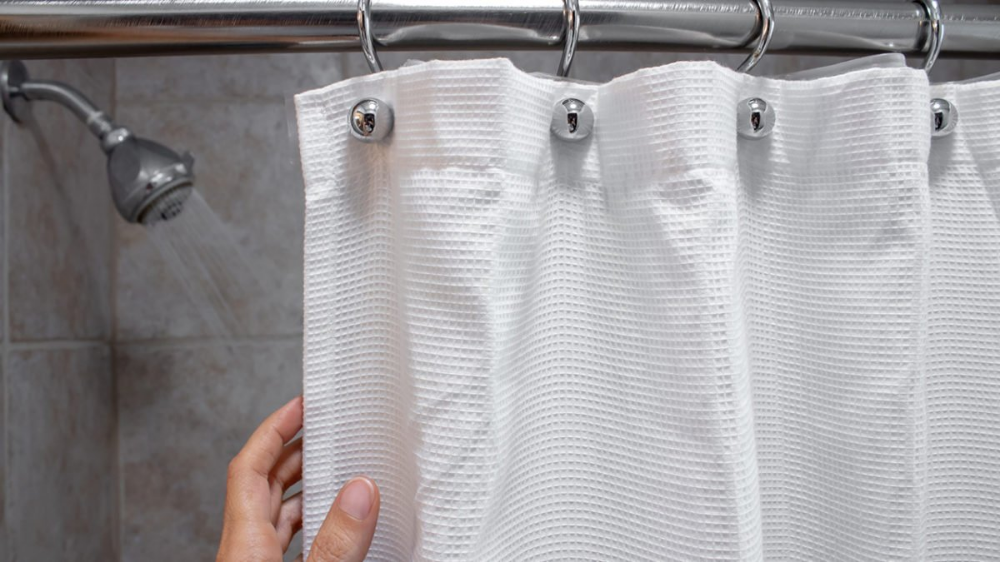 How To Wash Shower Curtains Wash Shower Curtain Shower Clean