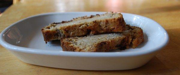 Soaked Banana Bread
