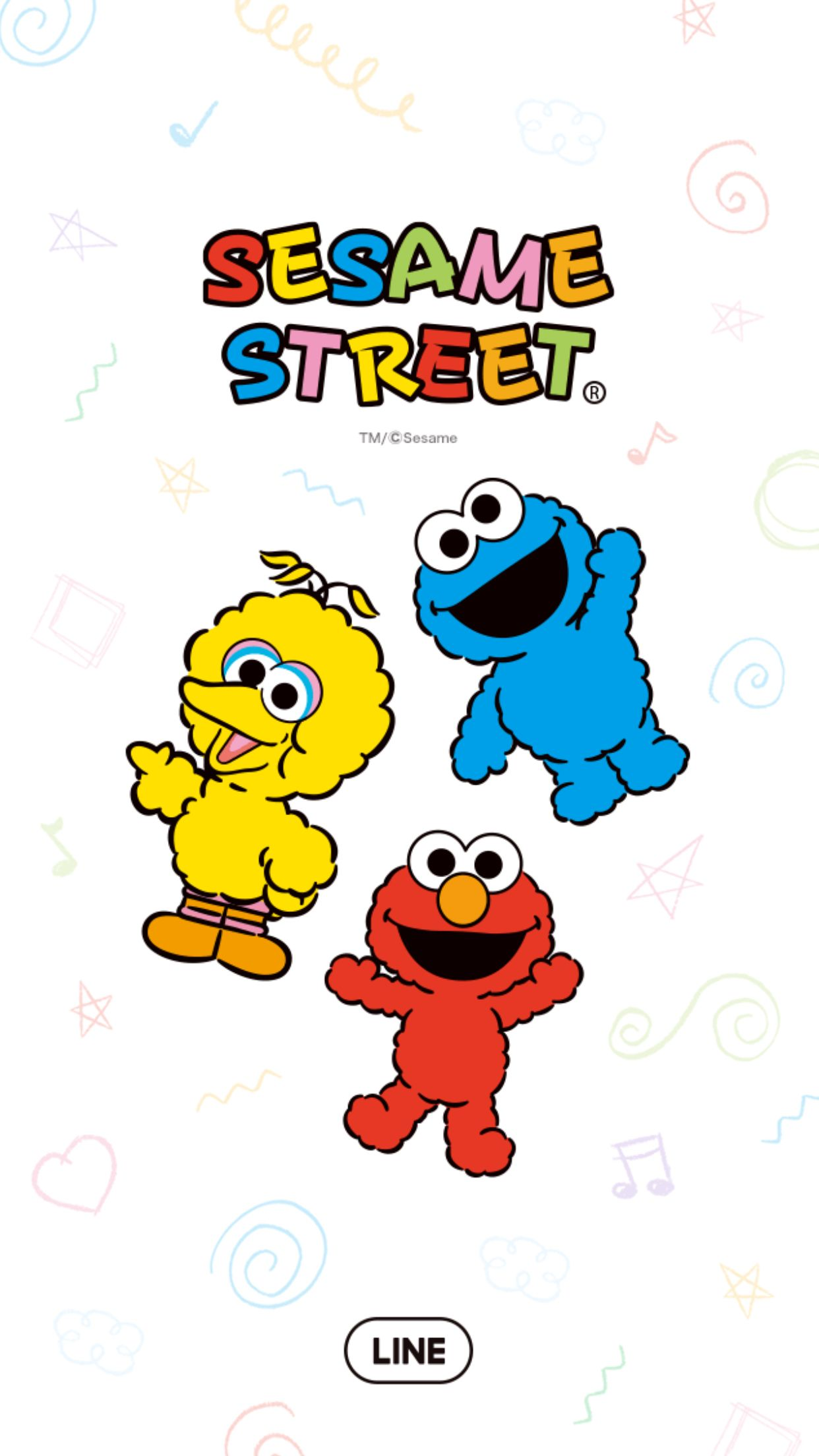 Sesame Street In 2020 Elmo Wallpaper Cute Cartoon
