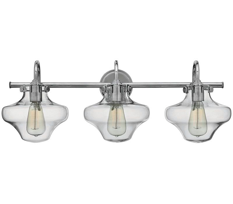 Edison Bulb 3 Light Vanity Light - Vintage Vibe, This Could Be The