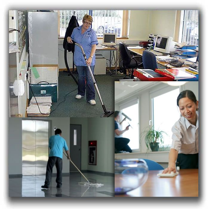 Complete Office Cleaning Services In Las Vegas By Valley Wide