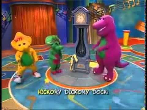Barney Hickory Dickory Dock Live Action Youtube Videolar